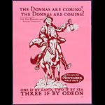 Sean Carroll The Donnas Poster