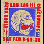 Art Chantry Bob Log III Poster