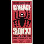 Art Chantry Garage Shock Poster