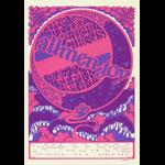 Steve Seymour Allmen Joy Postcard