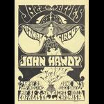 Steve Seymour John Handy Postcard