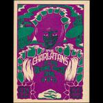 Steve Seymour The Charlatans Postcard