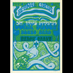 Steve Seymour Corky Siegel Blues Band Postcard