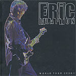 Scarce Eric Clapton 2006-2007 World Tour Concert Program