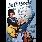 Jeff Beck Rock n' Roll Party Les Paul Memorial Concert Program