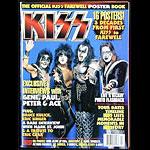 KISS Farewell Poster Book Music Magazine