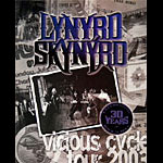 Lynyrd Skynyrd 2003 Vicious Cycle Tour Program