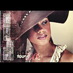 Alicia Keys 2002 Tour Concert Program