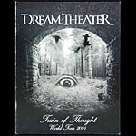 Dream Theater Train of Thought 2004 Tour Concert Program