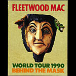 Fleetwood Mac Behind the Mask 1990 World Tour Program