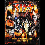 KISS 2003-2004 World Domination Tour Program
