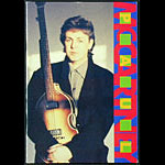 Paul McCartney 89-90 Japan Tour Program