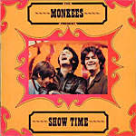 The Monkees Show Time 1969 Tour Program