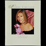 Barbra Streisand Timeless New Years Eve 1999 Concert Program