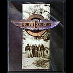 Doobie Brothers 1989 World Tour Concert Program