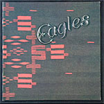 Eagles 1976 Tour Concert Program