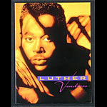 Luther Vandross 1991 Power Of Love Tour Concert Program