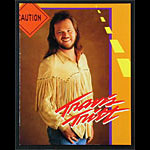 Travis Tritt 1994 Ten Feet Tall Tour Concert Program