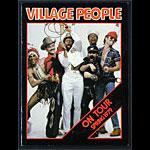 Village People 1979 Tour Concert Program