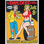 Coop The Dave and Deke Combo Poster