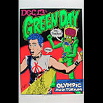 Coop Green Day Poster