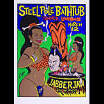 Coop Steel Pole Bath Tub Poster