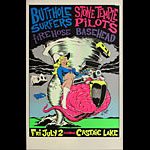 Coop Butthole Surfers Poster