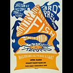 Tom Weller Country Joe Rag Baby EP Promo Poster