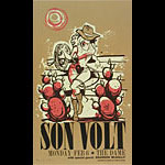 Cricket Press Son Volt Poster