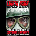 Jeff Wood - Drowning Creek Linkin Park Poster