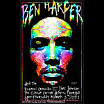 Jeff Wood - Drowning Creek Ben Harper and the Innocent Criminals Poster