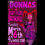 Jason Cooper - Drowning Creek The Donnas Poster