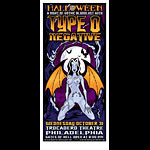 Jeff Wood and Jason Cooper - Drowning Creek Type O Negative Handbill