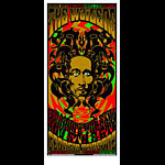 Johnny Thief and Jeff Wood - Drowning Creek The Wailers Handbill