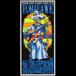 Jeff Wood and Ralph Walters - Drowning Creek Tomahawk Handbill