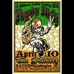 Johnny Thief and Jeff Wood - Drowning Creek Flogging Molly Poster