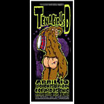 James Decker and Jeff Wood - Drowning Creek Tenacious D Handbill