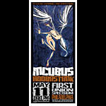 David Crosland and Jeff Wood - Drowning Creek Incubus Poster