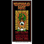 Jeral Tidwell and Jeff Wood - Drowning Creek Widespread Panic Handbill