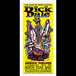 Jeral Tidwell and Jeff Wood - Drowning Creek Dick Dale Poster