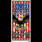 W. Ralph Walters and Jeff Wood - Drowning Creek Lynyrd Skynyrd Handbill