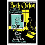 Judy Gex David Crosland and Jeff Wood - Drowning Creek Beth Orton Poster