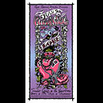 Jeral Tidwell and Jeff Wood - Drowning Creek Chris Isaak and Natalie Merchant Poster