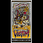 Jeral Tidwell Jeff Wood - Drowning Creek My Own Victim CD Release Party Poster