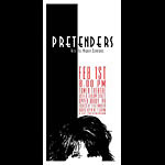 Jeff Wood and Judy Gex - Drowning Creek Pretenders Handbill