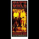 Jeff Wood - Drowning Creek Gov't Mule Poster