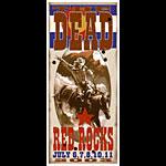 Richard Biffle and Jeff Wood - Drowning Creek The Dead Handbill