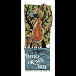 AJ Mapes and Jeff Wood - Drowning Creek Badly Drawn Boy Poster