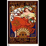 Jeff Wood - Drowning Creek Perpetual Groove Poster