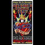 Mike Martin Johnny Thief and Jeff Wood - Low Brow Ink Reverend Horton Heat Poster